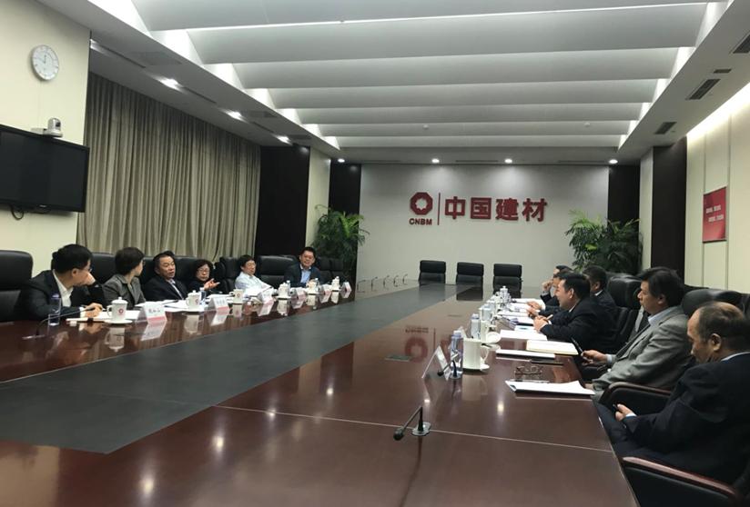 曹江林主持召开集团帮扶石台县专题工作会议
