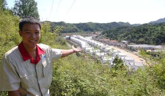 苏志雄:在异国竖起中国新型房屋的丰碑
