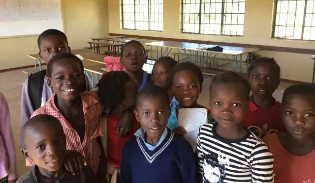 走进非洲赞比亚 立志阡陌之崛起