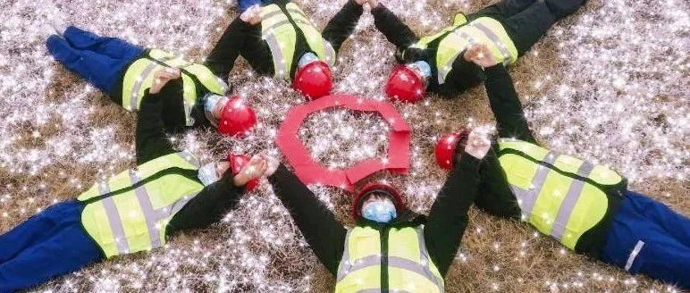 雪花飘飘,一起来欣赏建材小伙伴镜头下的美丽雪景吧!